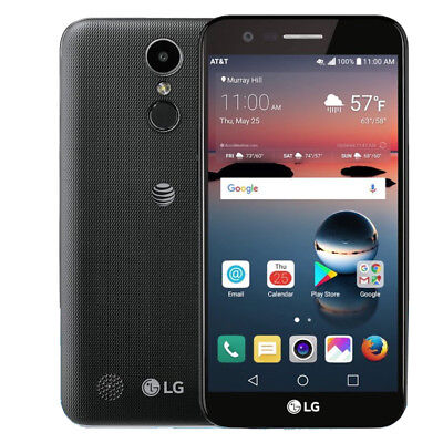 LG K20 - 16GB - Gray (AT&T) Smartphone - Pristine Condition (A)