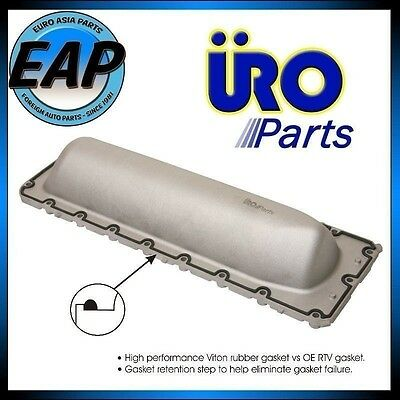 For BMW 530I 540I 740I 740IL 840Ci X5 Z8 Valley Pan Cover w/ upgraded Gasket NEW