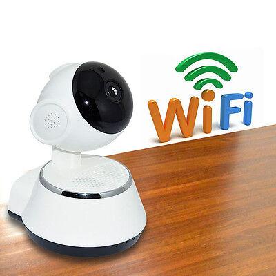 Wireless 720P Pan/Tilt Network Home Baby Monitor IP Camera IR-Cut WiFi Webcam