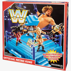 WWE Retro Style Ring for Sale - Brand New, Sealed