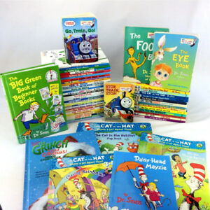 57 Dr Seuss Books Bright & Early Learning Library Berenstain ++