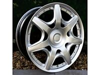 "19"" Bentley Style Alloy Wheels for an Audi A4, A3 MK2 MK3 VW Jetta, Golf MK5, MK6, MK7, Caddy"