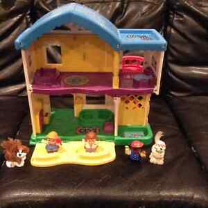 Fischer price little people playsets