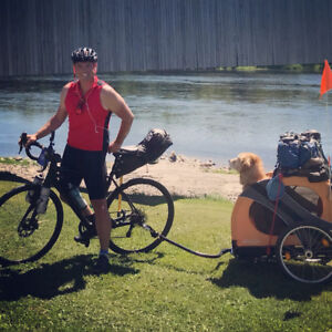 Just Finished Cycling Across Canada - Need an RV Rental Location