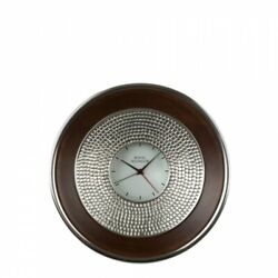 Royal Selangor Time Pieces Collection Pewter Round Table Clock Gift