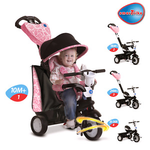 Smartrike 4 in 1 tricycle (red)