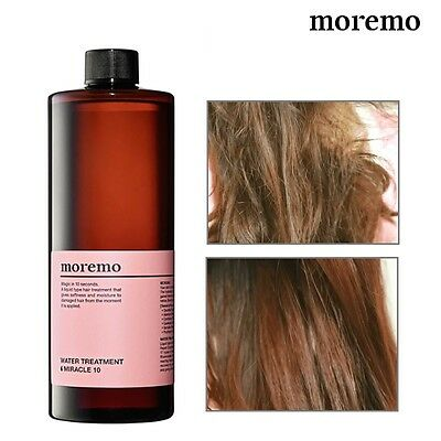 Moremo Water Treatment Miracle 10 480ml/16.26oz  K-beauty Hair Treatment