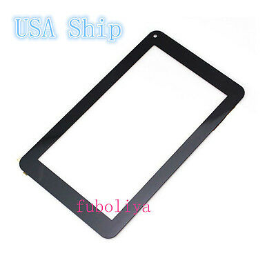 USA New Touch Screen Digitizer  For Proscan PLT7649 PLT7649G 7 Inch Tab Fu8