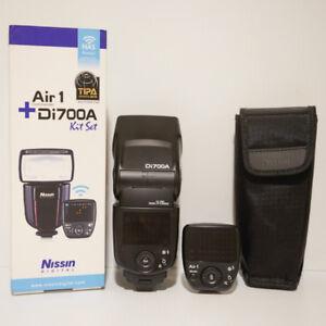 Sony Flash with wireless Kit Nissin Di700A