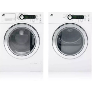 "GE 24"" apartment size washer dryer"