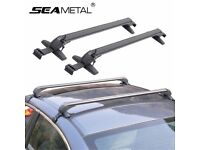 Universal Car Roof Rack Bars adjustable, Lockable BRAND NEW