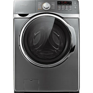 Samsung 3.9 cu. ft. High-Efficiency Front-Load Washer