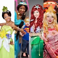 Winnipeg's BEST Princesses & Superheros SECOND HOUR FREE