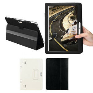 New Universal Folio Leather Stand Cover Case For 9.5 Inch Tablet