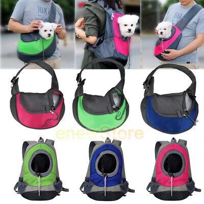 - Pet Dog Cat Puppy Carrier Comfort Travel Tote Shoulder Bag Sling Backpack S/L