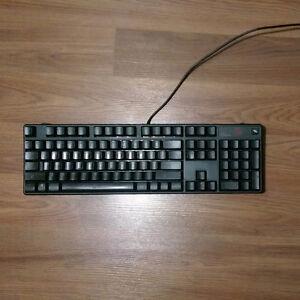 Tt eSPORTS Poseidon Mechanical Keyboard - Backlit - Brown Switch
