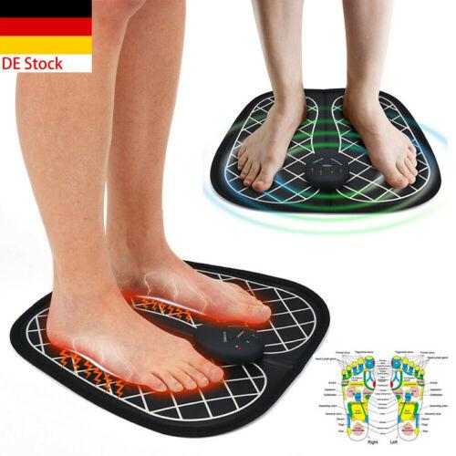 Fußmassage FußMassagegerät elektrisch Shiatsu Reflexzonen Massage Wärmefunktion