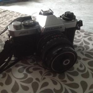 Caméra Fujica AX-1  objectif 50mm 1.9