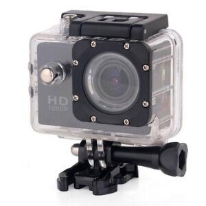 Caméra Action Sport Full HD 1080P étanche Photo et Vidéo ( 30M )