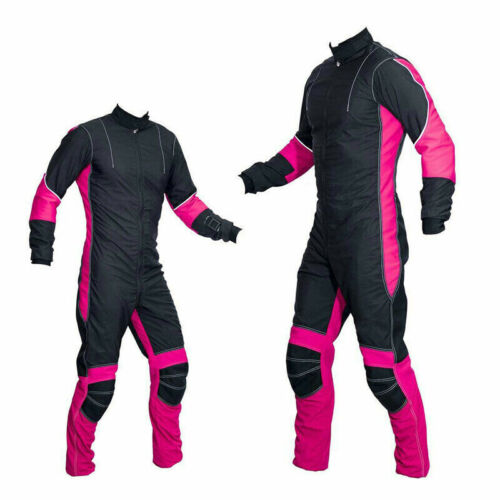 Latest Design Skydiving suit Hot Pink