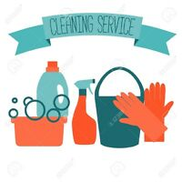 Offering general and move in/out cleaning for $20/hr
