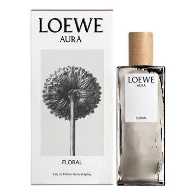 LOEWE AURA FLORAL for WOMEN * 3.3/3.4 oz (100ml) EDP Spray * NEW & SEALED