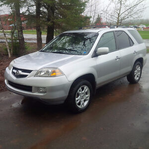2004 Acura MDX Touring SUV, Crossover - 7 Seater, Leather Seats
