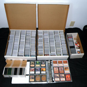 Looking/Buying achete/recherche Magic collections! MTG