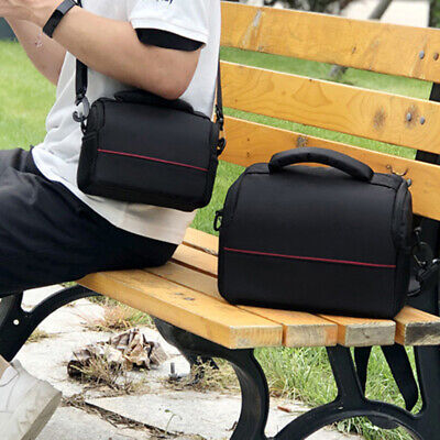 Waterproof Camera Bag Shoulder Case For Sony Alpha A5100 A5000 A6500 A6300...
