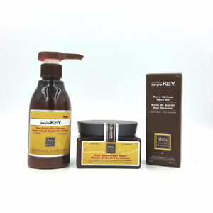 50% OFF Saryna Key Pure African Shea Oil Keratin Treatment. 110m