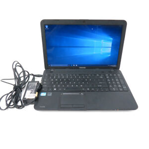 Toshiba Satellite C855                         90 Day Warranty !