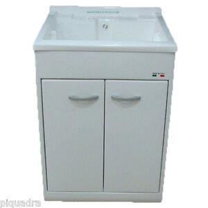 Pilozza-lavatoio-mobile-arredo-lavanderia-o-esterno-ABS-resina-45x50 ...