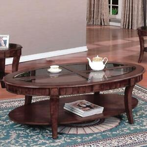 Brand New Unopened 3pc Coffee Table Set BELOW WHOLESALE! OVER $400 OFF!! Calgary Alberta Preview