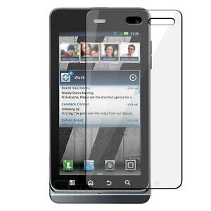3 Screen Protector Cover for Motorola Droid Milestone 3
