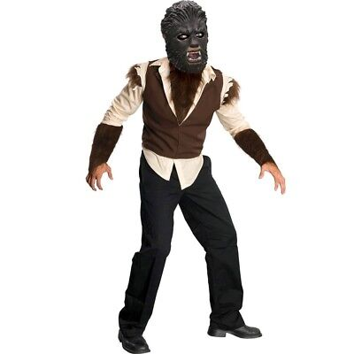 The Wolfman Adult Mens Costume, 889093, - The Wolfman Kostüm