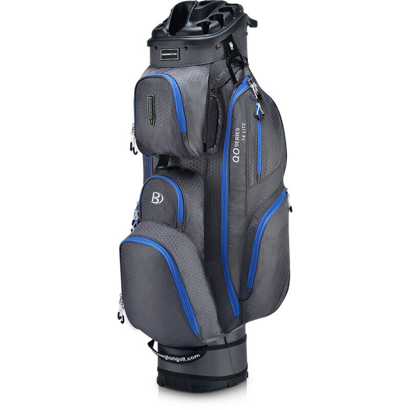 Bennington QO-14 Lite Quiet Organizer Cart Bag, Brand New -