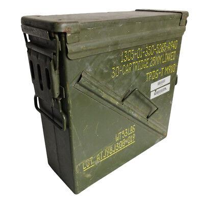 U.S ARMY 25mm AMMO BOX [EMPTY]