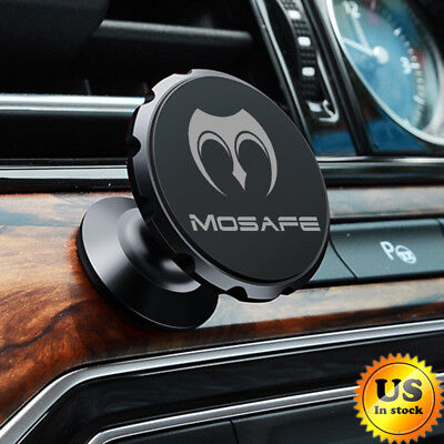 Magnetic Car Mount Holder Stand Dashboard 360� Rotating For Cell Phone Universal