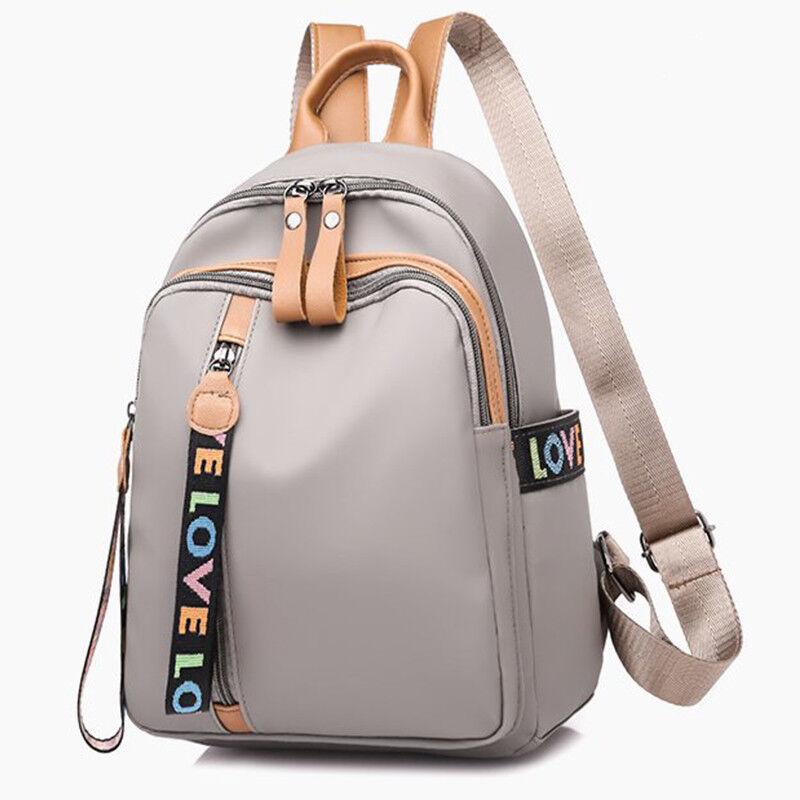 Backpacks Teenage Girls Small School Bags Women High Quality Casual Rucksack