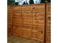 17 Brand New 6ft By 5ft Garden Fences