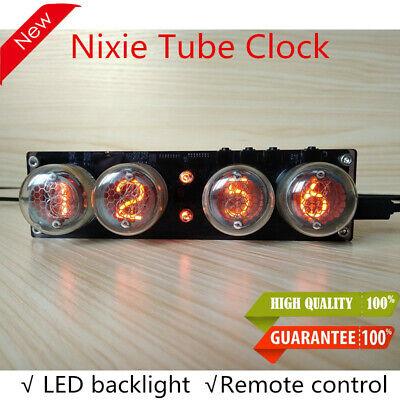 Nixie Tube Clock Advanced Versionclear Acrylic Fits For Qs30-1 Sz1-1 Sz3-1 Sz-8