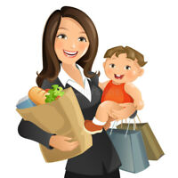 Energetic and Reliable Babysitter & Housekeeper Looking For Job!