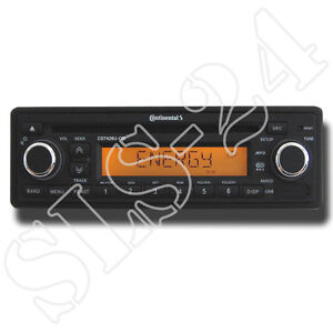 Continental CD7426U–OR 24 Volt 14V 24 V CD MP3 USB FM RDS Tuner LKW BUS Radio