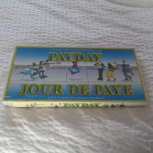 Jour de Paye jeu de SOCIETE PARKER BROTHERS 1994*