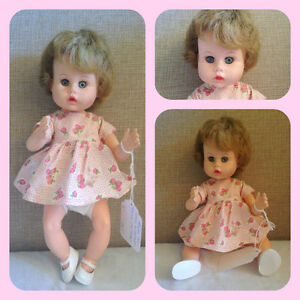 Teeny Tiny Tears by Regal - Made in Canada circa 1965