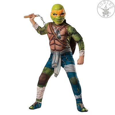 RUB 3888970 Kinder Jungen Kostüm Ninja Turtles TMNT Michelangelo Kinderkostüm (Junge Ninja Turtle Kostüme)