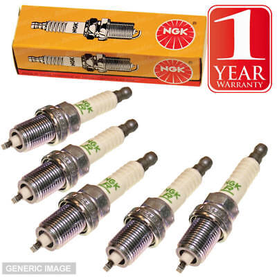 5x NGK Spark Plugs Ignition Replacement 5 Pack B6HS 4510