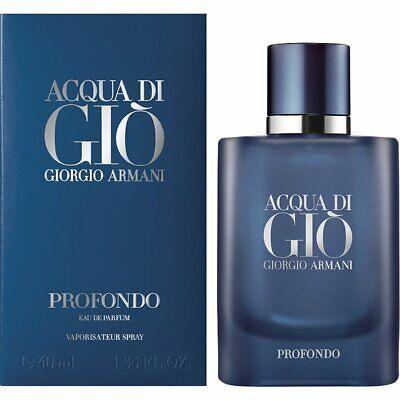 Giorgio Amrani - Acqua Di Gio Profondo EDP 5ml/10ml Decant Spray + Free Gift!