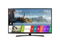 43 inch LG smart tv (43UJ635V)