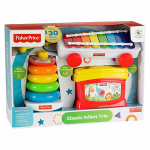 Fisher-Price® Classic Infant Trio Gift Set